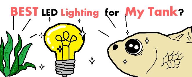 best led aquarium lighting header