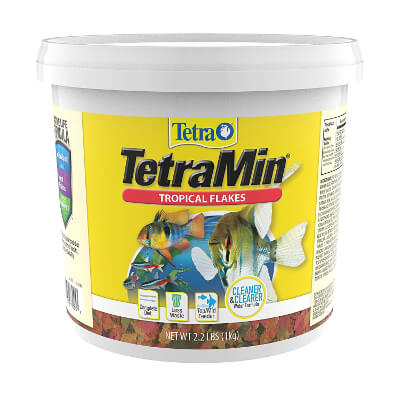 tetramin tropical flake food