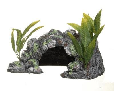 marina decor polyresin cave