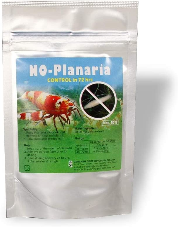 no-planaria dewormer